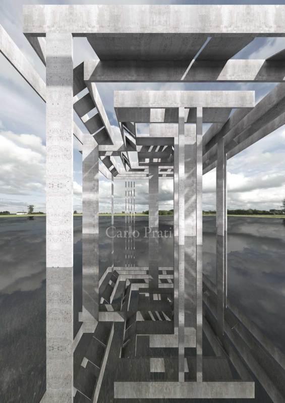 Architettoscopio Modello secondo-immagine da modello